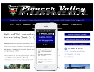 Pioneer Valley Classic Car Club