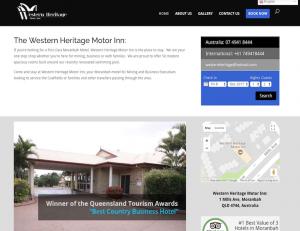Western Heritage Motor Inn