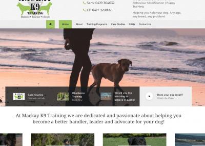 Mackay K9 Dog Training