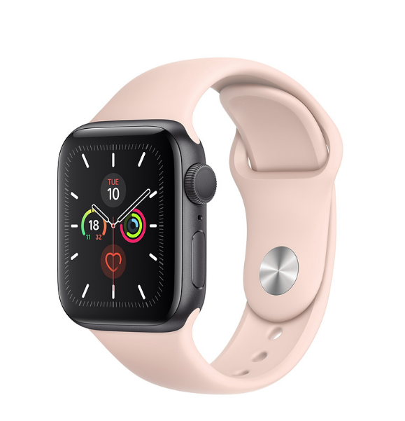 apple-watch-series5-space-grey-pink-sand
