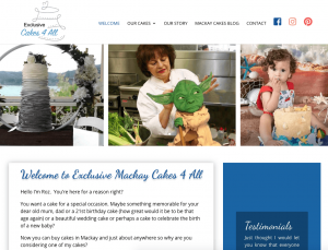 Mackay Cakes – Exclusive Cakes 4 All